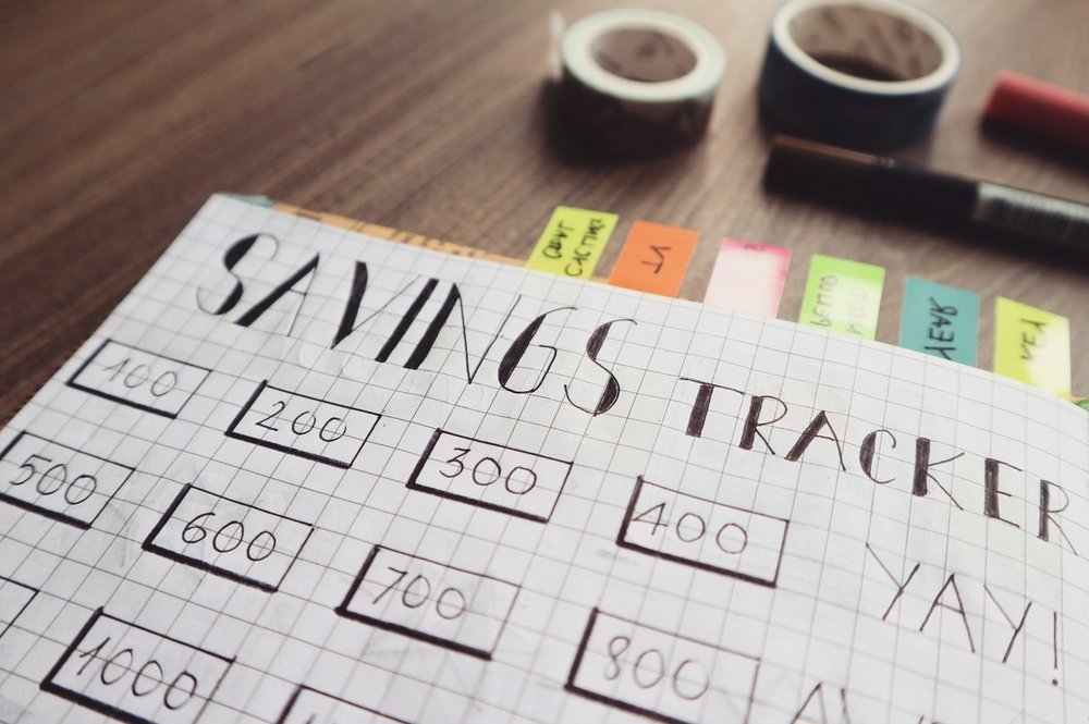 Monthly Budget and Save