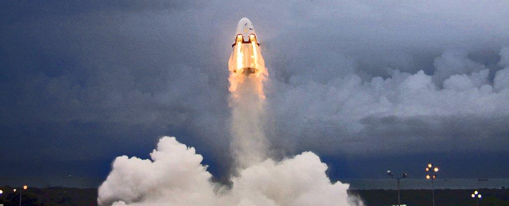 NASA predicts that SpaceX