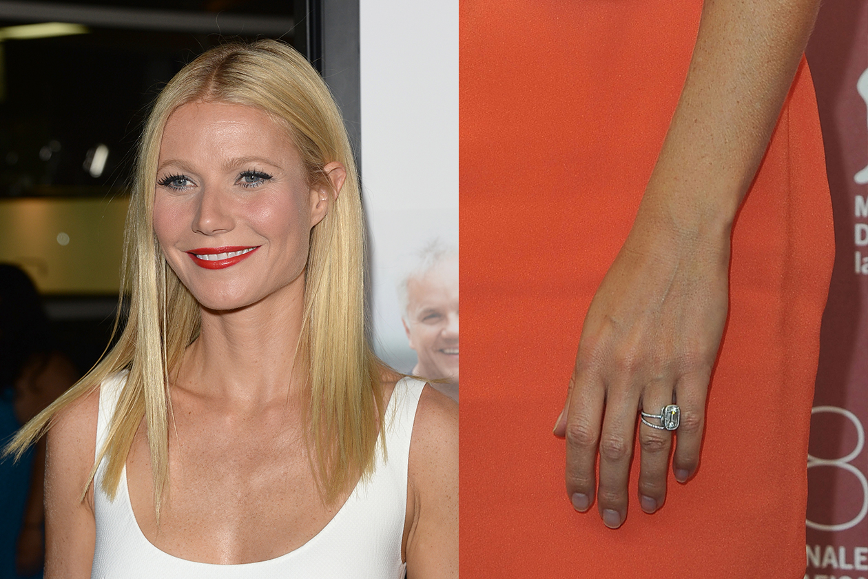 Engagement Rings Of The Stars