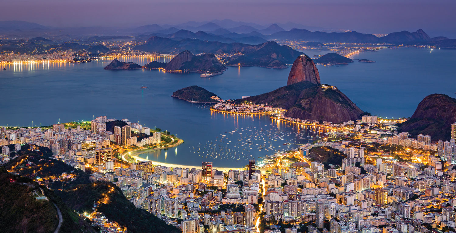 traveling to Brazil