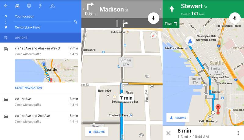 Best Android Navigators